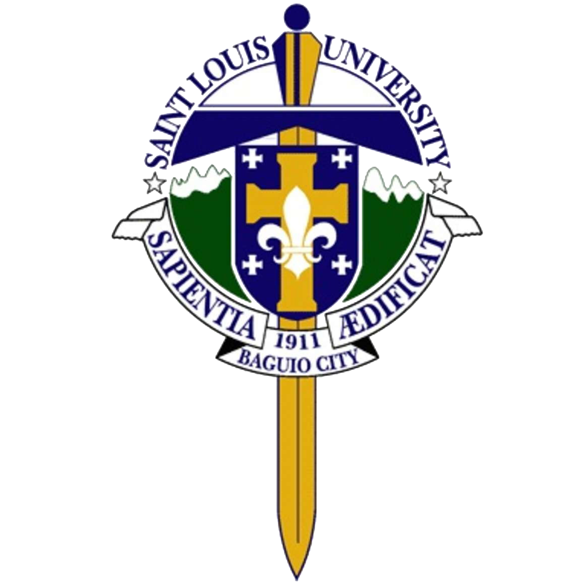 Saint Louis University - Baguio City Logo