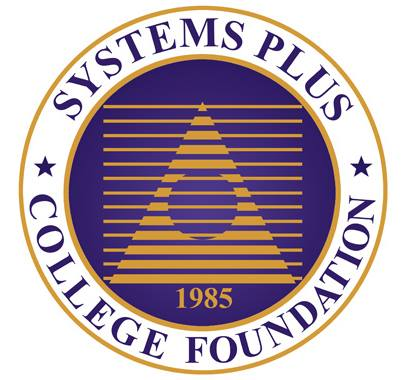 Systems Plus College Foundation Logo