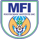 MFI Polytechnic Institute Inc. (formerly Meralco Foundation Institute) Logo