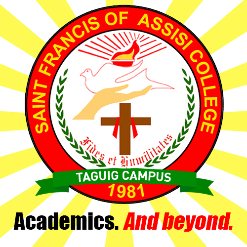 St. Francis of Assisi College Taguig Logo
