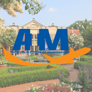 Aviation Institute of Maintenance - Atlanta Campus (AIM) Logo