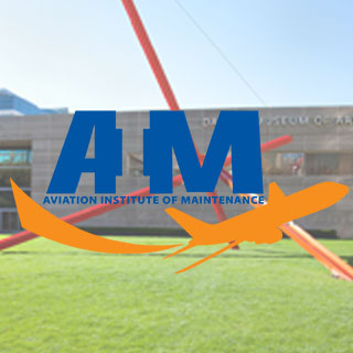 Aviation Institute of Maintenance - Dallas Campus Logo