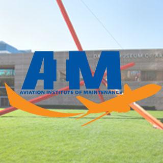 Aviation Institute of Maintenance - Dallas Campus Logo