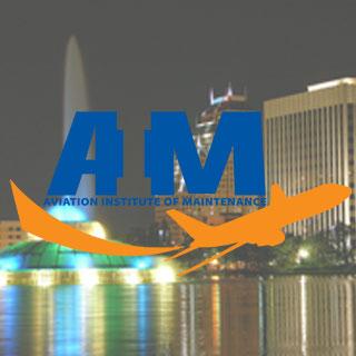 Aviation Institute of Maintenance - Orlando Campus Logo