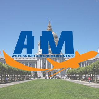 Aviation Institute of Maintenance - San Francisco Campus Logo