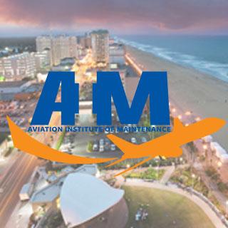 Aviation Institute of Maintenance - Virginia Beach Campus Logo