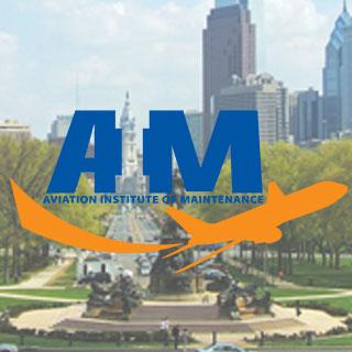 Aviation Institute of Maintenance - Philadelphia Campus Logo