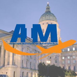 Aviation Institute of Maintenance - Kansas Campus Logo