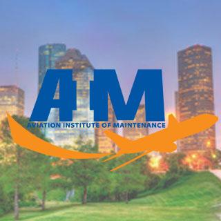Aviation Institute of Maintenance - Houston Campus Logo