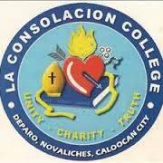 La Consolacion College  Novaliches Logo