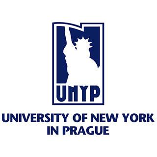 University of New York, Prague Logo