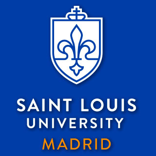 Saint Louis University-Madrid Campus Logo