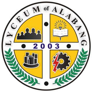 Lyceum of Alabang Logo