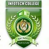 Infotech College of Arts and Sciences - Parañaque Logo