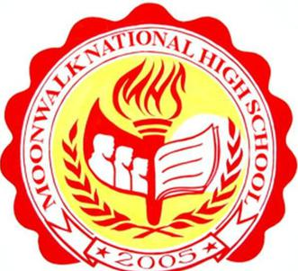 Moonwalk National High School Logo