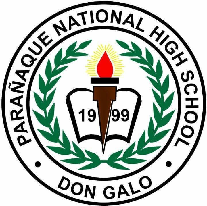 Paranaque National High School - Don Galo Annex Logo