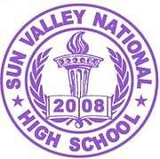 Sun Valley National High School Logo