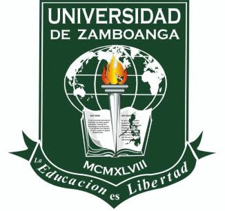 Universidad de Zamboanga Logo