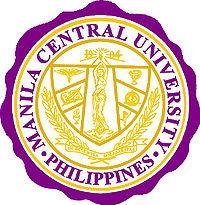 Manila Central University Logo