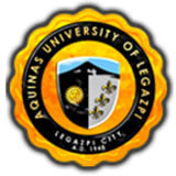 Aquinas University of Legazpi Logo