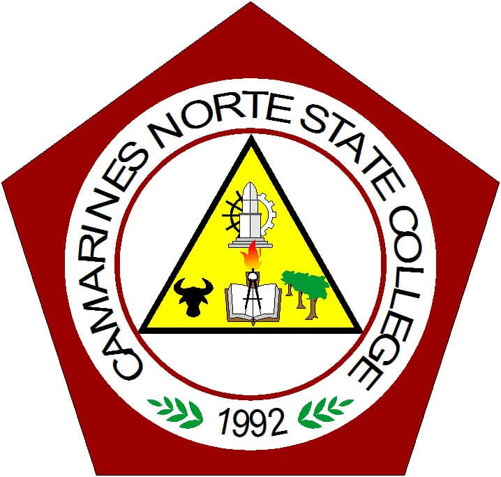Camarines Norte State College - College of Engineering and Industrial Technology Logo