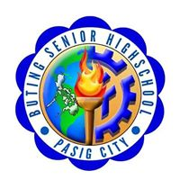 Buting Senior High School Logo