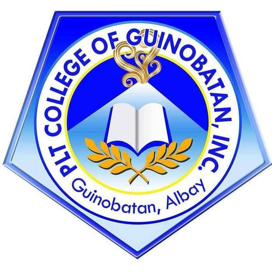 PLT College of Guinobatan, Inc. Logo
