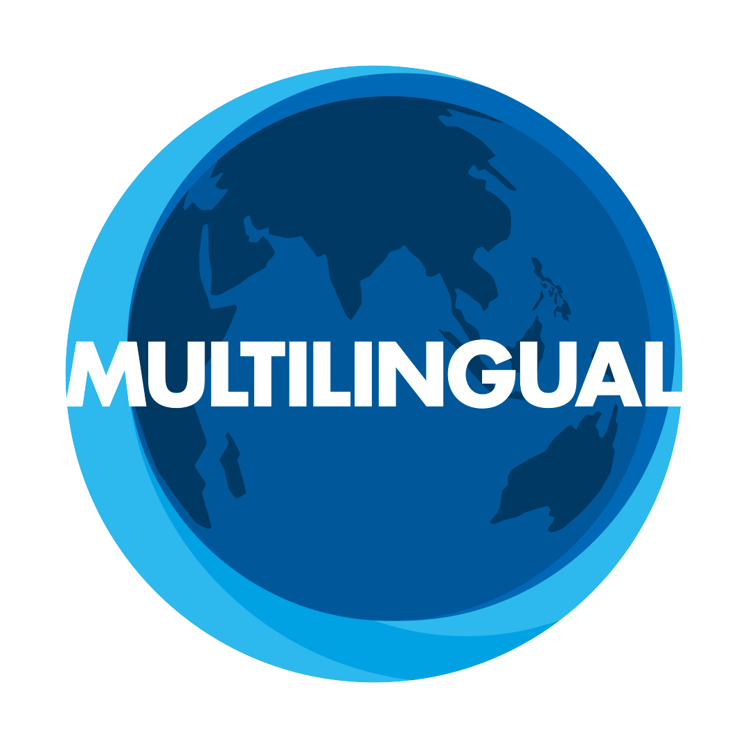 Multilingual Inc. Logo