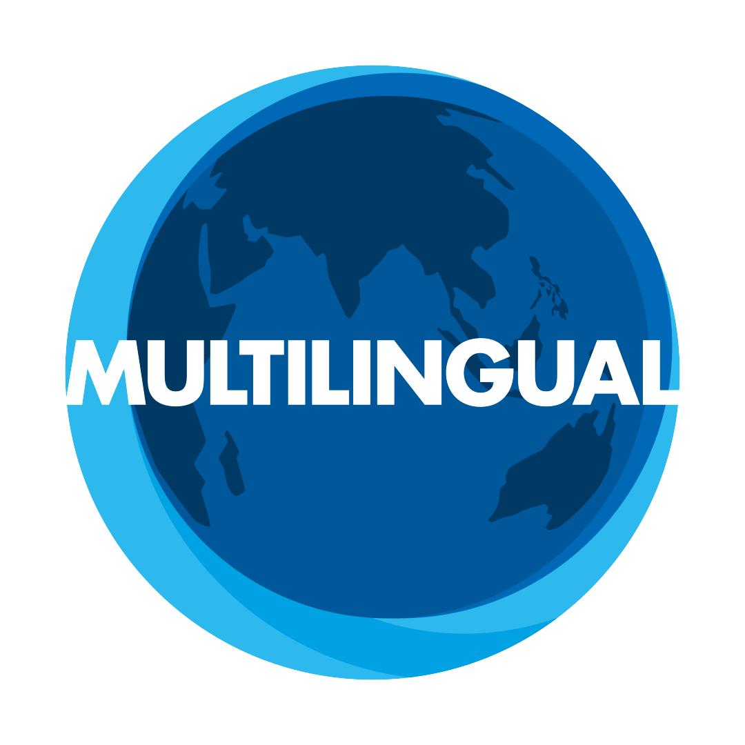 Multilingual Inc. Logo