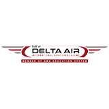 Delta Air International Aviation Academy - Plaridel Campus Logo
