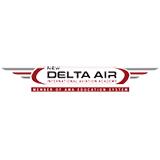 Delta Air International Aviation Academy - Plaridel Campus Logo