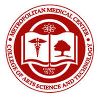 Metropolitan Medical Center - College of Arts Science and Technology Logo