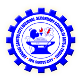 General Santos City National Secondary School of Arts and Trades Logo