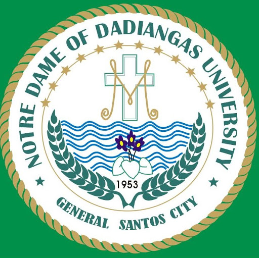 Notre Dame of Dadiangas University-Integrated (Espina Campus) Logo