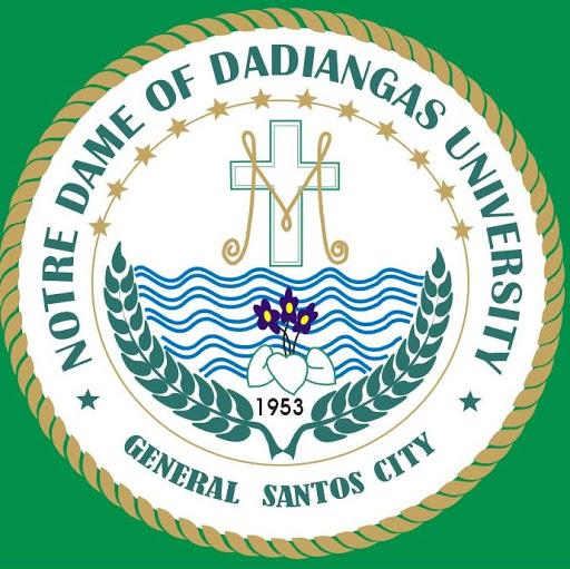 Notre Dame of Dadiangas University - Espina Campus Logo