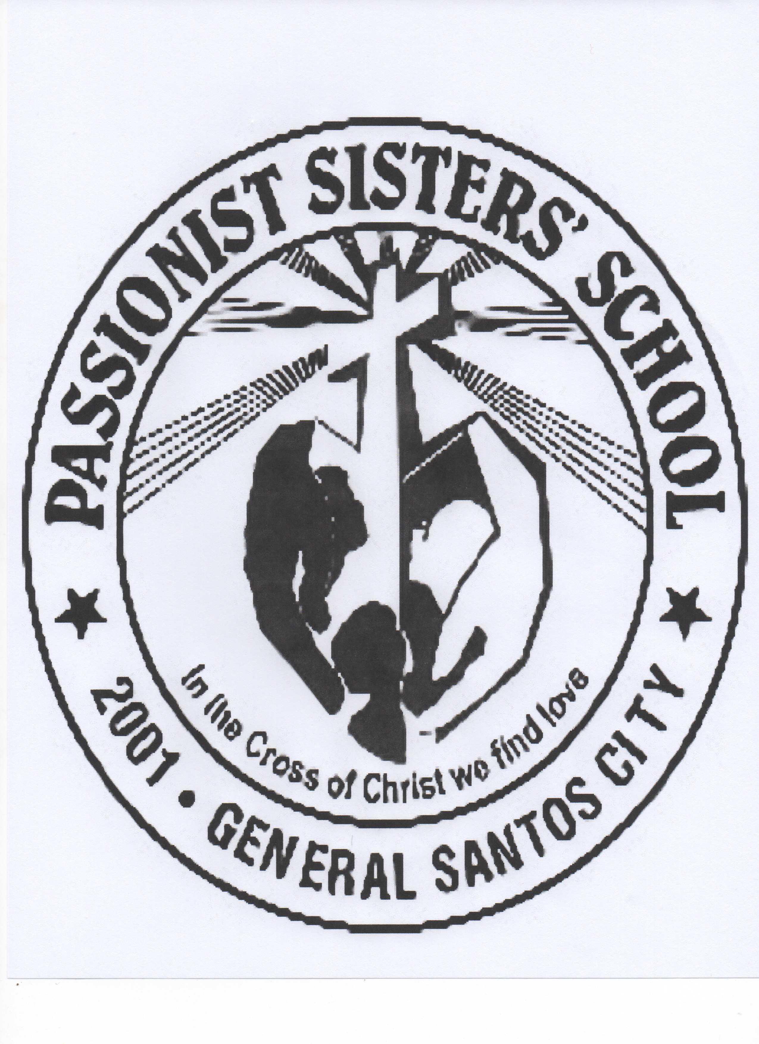 Passionist Sisters School, Inc. (Form.Frescobaldi School) Logo