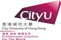 City University of Hong Kong Logo