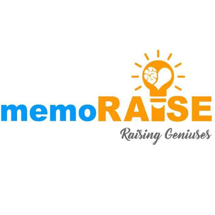 Memoraise Genius Super Learning Logo