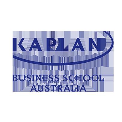 Kaplan Business School Logo