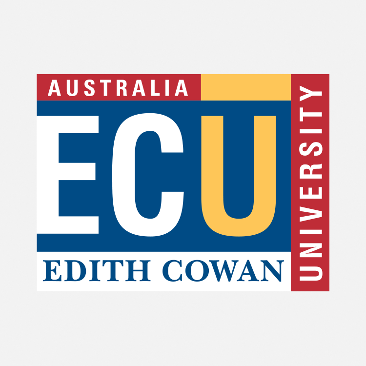 Edith Cowan University (ECU) Logo
