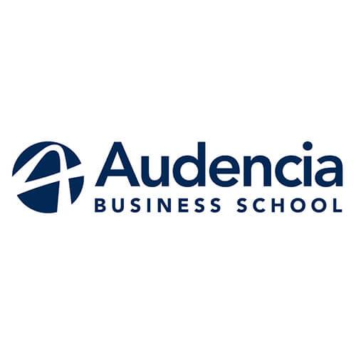 Audencia Business School Logo
