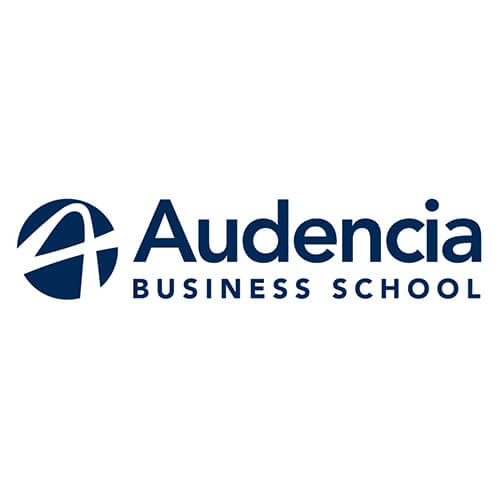 Audencia Business School Logo
