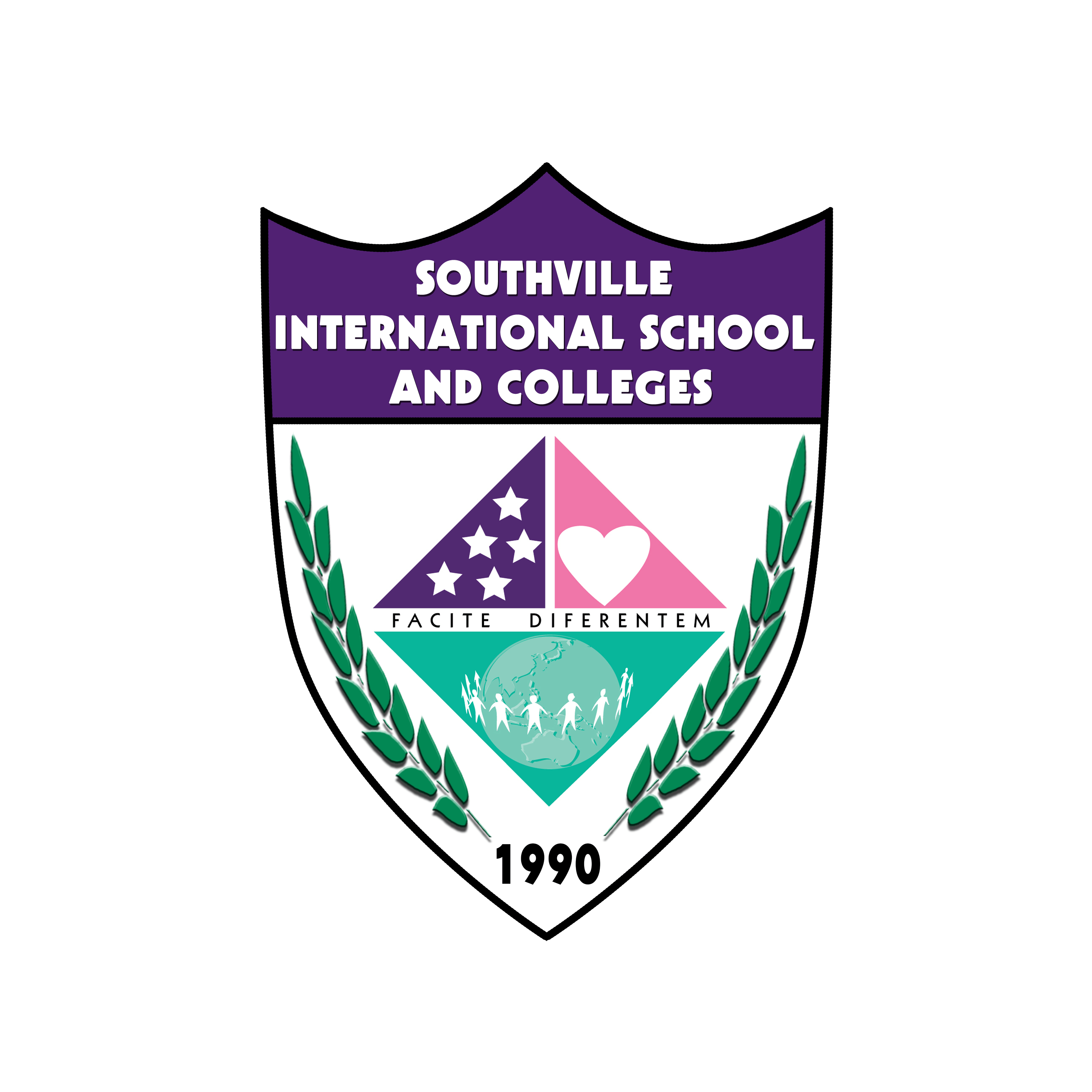 Southville International School and Colleges Logo