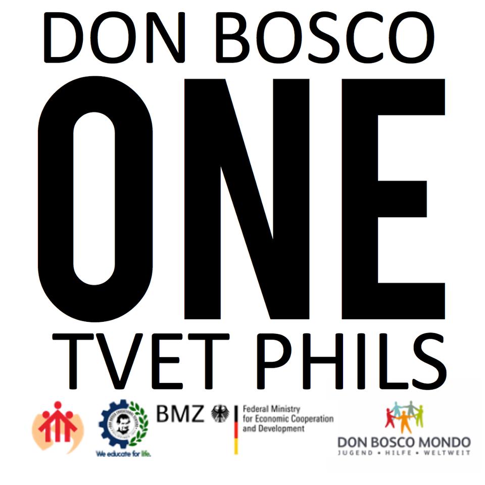 Don Bosco - One TVET Logo