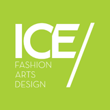 Institute of Creative Entrepreneurship (ICE) | Fashion Arts Design Logo