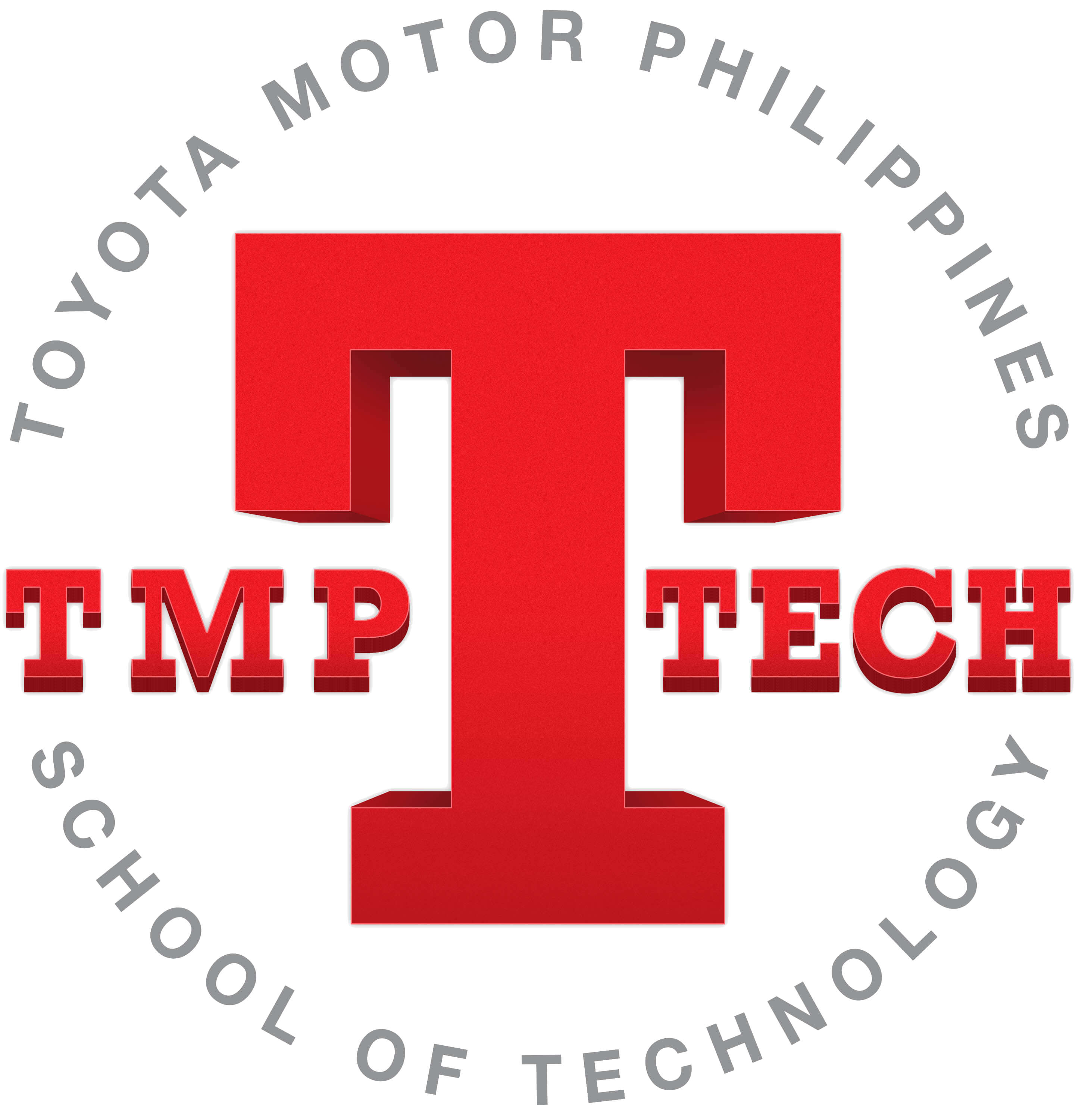 Toyota Motor Philippines School of Technology (TMP Tech) Logo