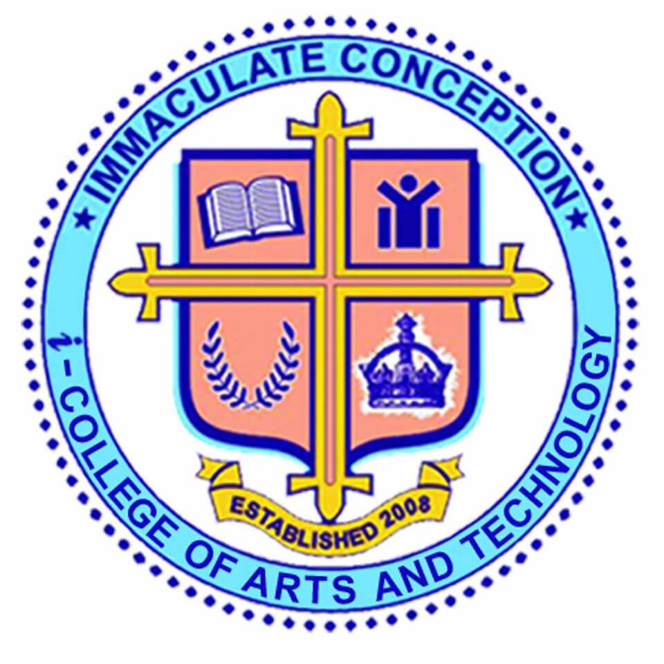 Immaculate Conception I-College Logo