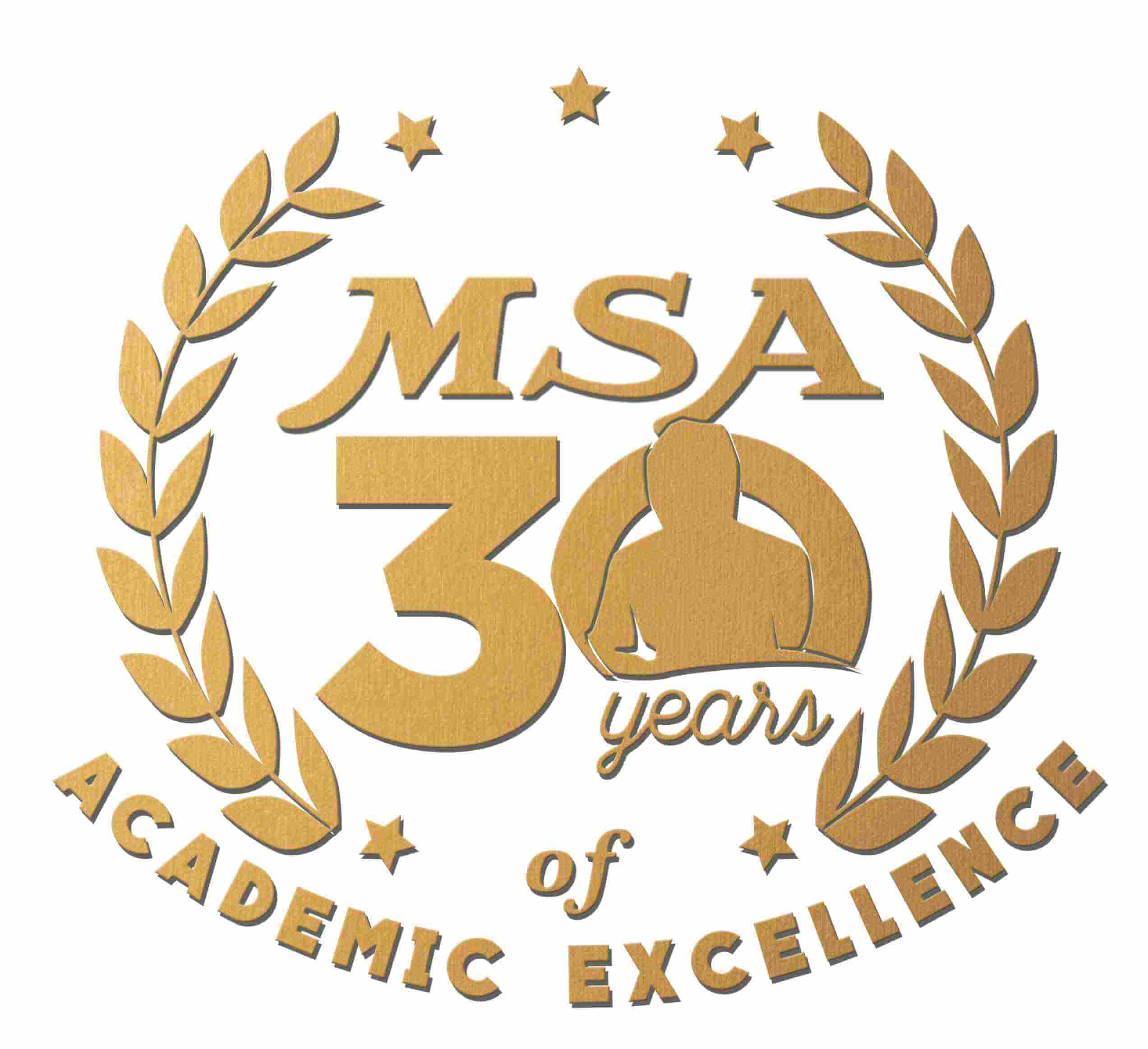 MSA Academic Advancement Institute- Sta. Rosa Branch Logo