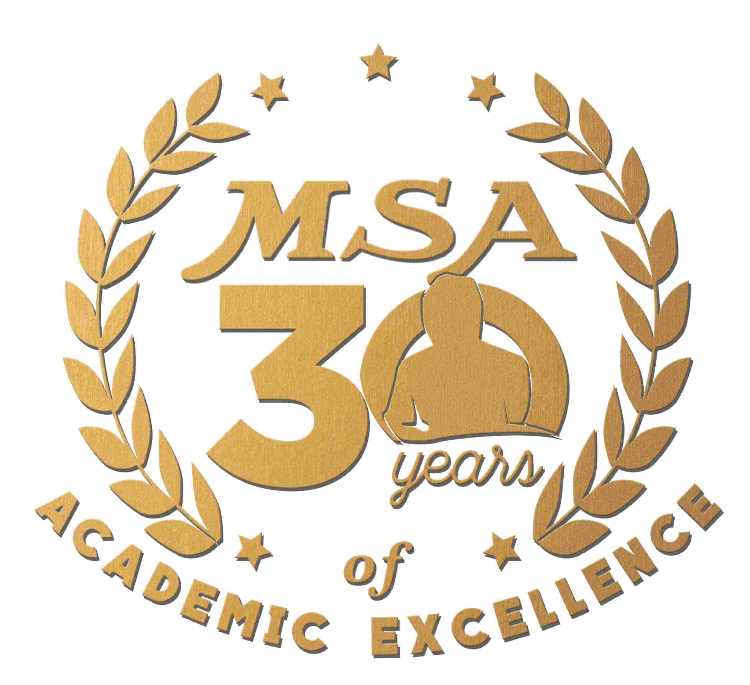 MSA Academic Advancement Institute- Sta. Rosa Branch Logo