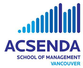 Acsenda School of Management Logo
